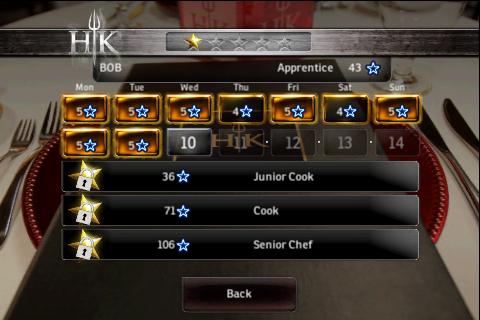Screenshot Hell's Kitchen™