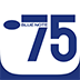 Blue Note 75 logo