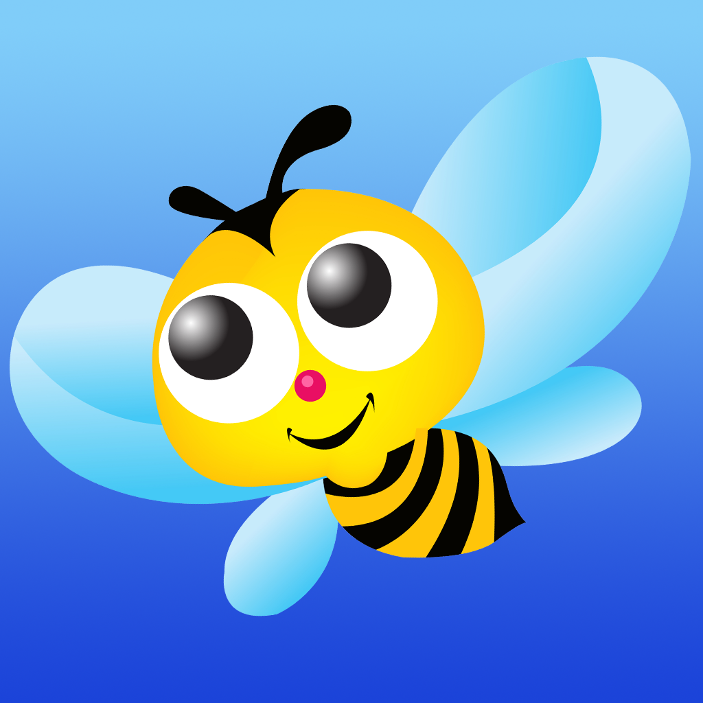 Adventure Bee - The bee without fear!